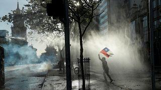 Wegen Unruhen: Chile sagt UN-Klimagipfel im Dezember ab