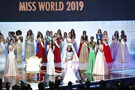 مراسم انتخاب ملکه زیبایی جهان