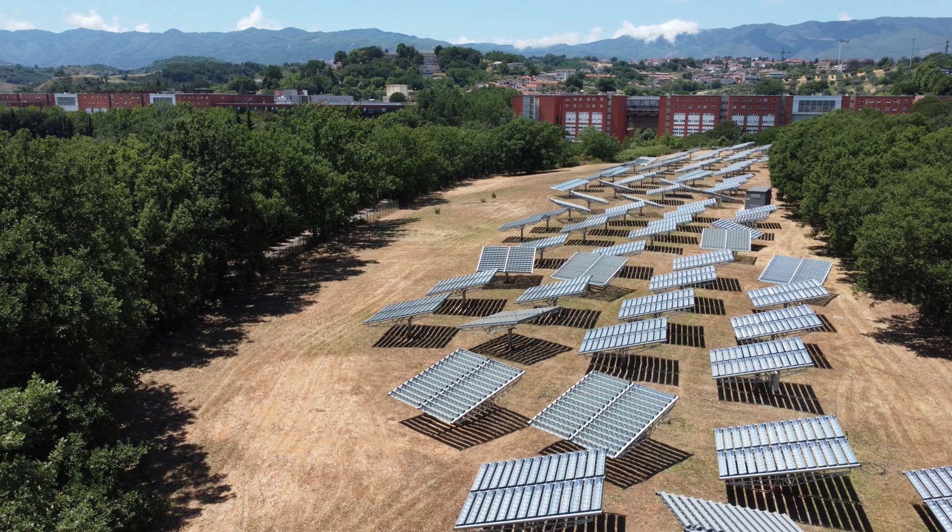Intelligente Regionen - Grüner Campus