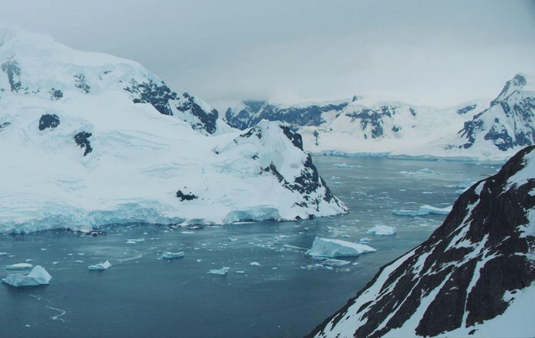 Okyanus - Antarktika