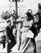 The first female prime minister: Sirimavo Ratwatte Dias Bandaranaike