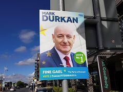 Североирландский политик Марк Дуркан баллотируется от Фине Гэл в Дублине