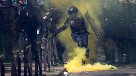 Elegük van a francia rendőröknek