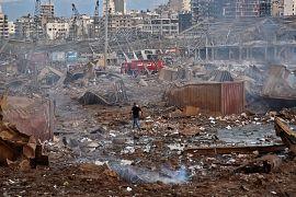 После взрыва в Бейруте армия Израиля предложила временно отложить двусторонний конфликт и заявила о готовности помочь Ливану.