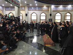 محمدرضا شجریان روز پنجشنبه در سن ۸۰ سالگی در تهران درگذشت