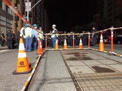 New York'da koas olma riski sebebiyle polis ekipleri önlem aldı