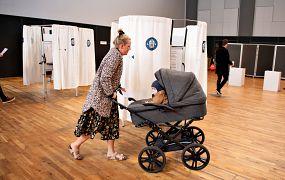 انتخابات پارلمان اروپا در دانمارک