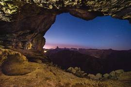Risco Caido and the Sacred Mountains of Gran Canaria