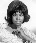 First woman inducted into the Rock and Roll Hall of Fame: Aretha Franklin