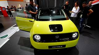 Honda 2021'den itibaren Avrupa'da dizel araç satışlarına son veriyor