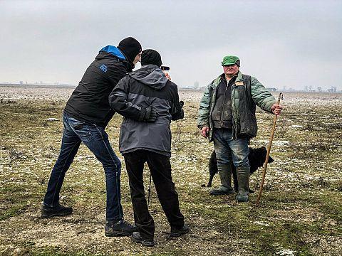 Венгрия: борьба за землю