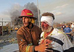 Совет обороны Ливана объявил Бейрут зоной бедствия.