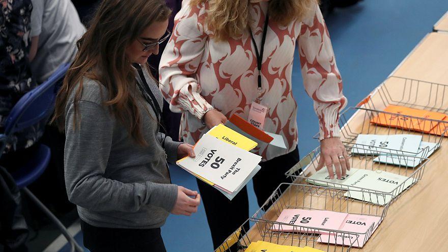 Elections européennes : tous les résultats, pays par pays