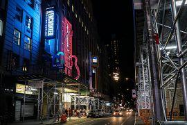 Gece yarısı 12'den sonra New York'taki elektrik kesintisi giderildi