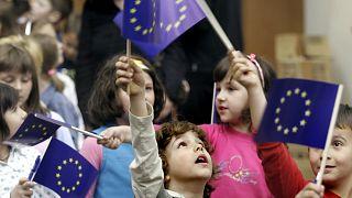 AB'de her yıl 9 mayıs Avrupa Günü olarak kutlanıyor