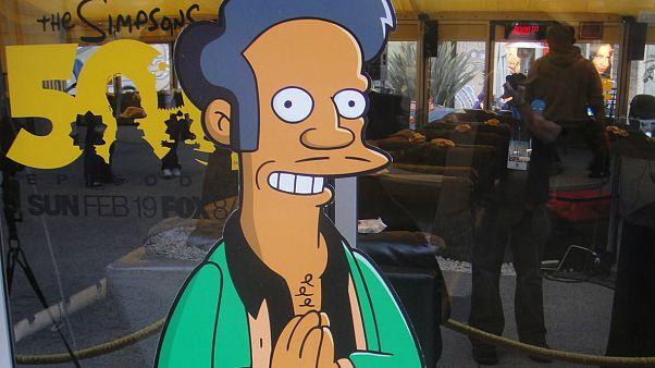 Simpson, il problema del razzismo con il personaggio di Apu