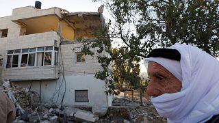 Израильские солдаты взорвали дом террориста