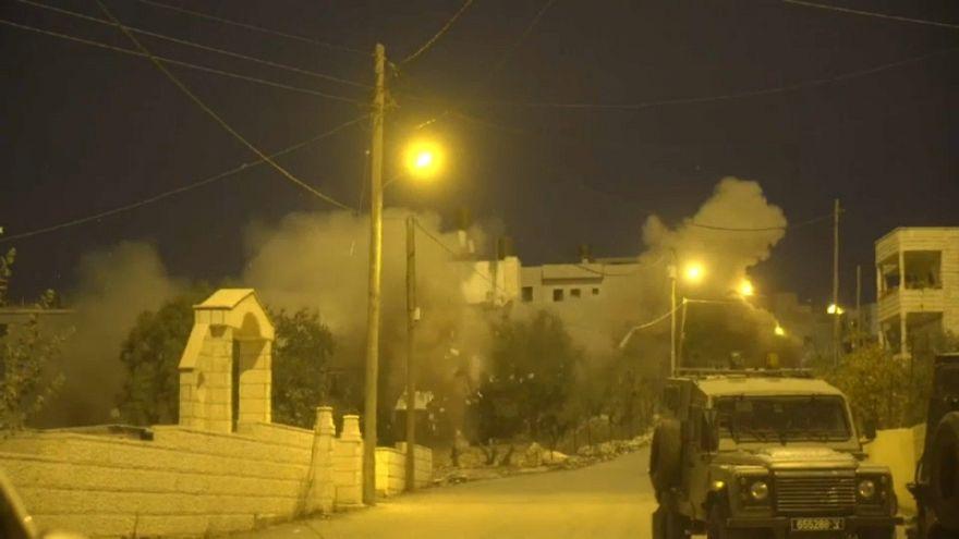 Israeli military 'demolishes Palestinian gunman's house'