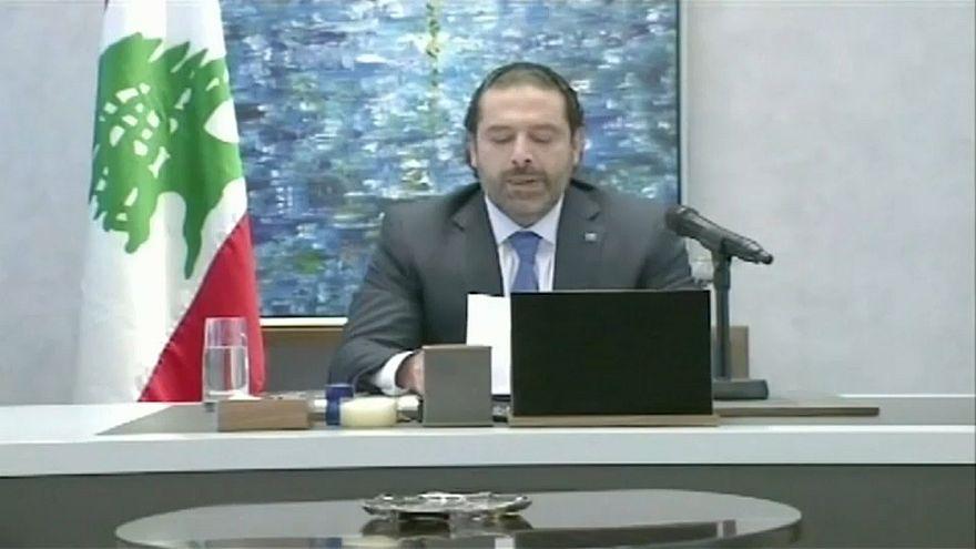 Что стоит за отставкой Харири?