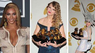 Beyonce en fazla kazanan kadın şarkıcı oldu
