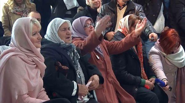 Srebrenica: 22 anos à espera da justiça internacional