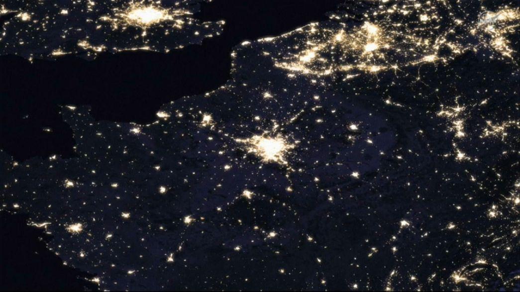 Pollution lumineuse : les nuits sont de plus en plus claires