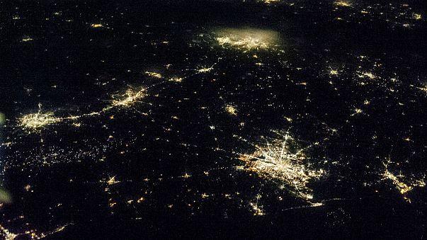 Geceler yapay ışığın esaretinde