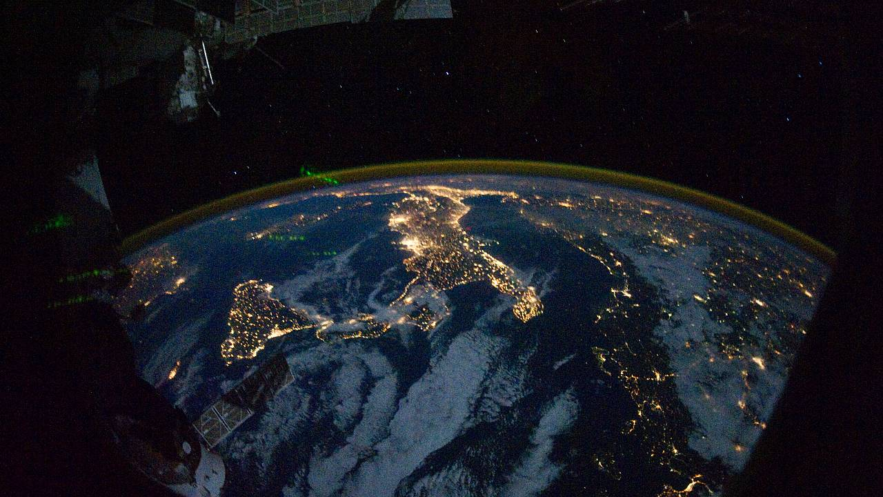 Italy ISS Space Shuttle