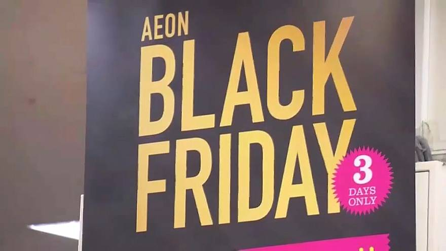 Black Friday: shopping per 164 milioni di statunitensi