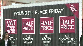 """""""Чёрная пятница"""" - начало периода рождественских продаж"""