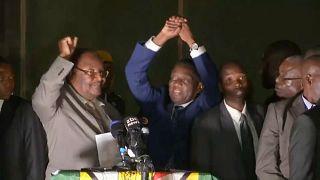 Zimbabwe: Mnangagwa presta giuramento