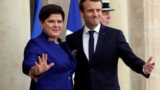 Paris et Varsovie tentent un rapprochement
