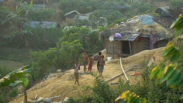 Rohingya-Flüchtlinge: ausgegrenzt, diskriminiert und ohne Zukunft