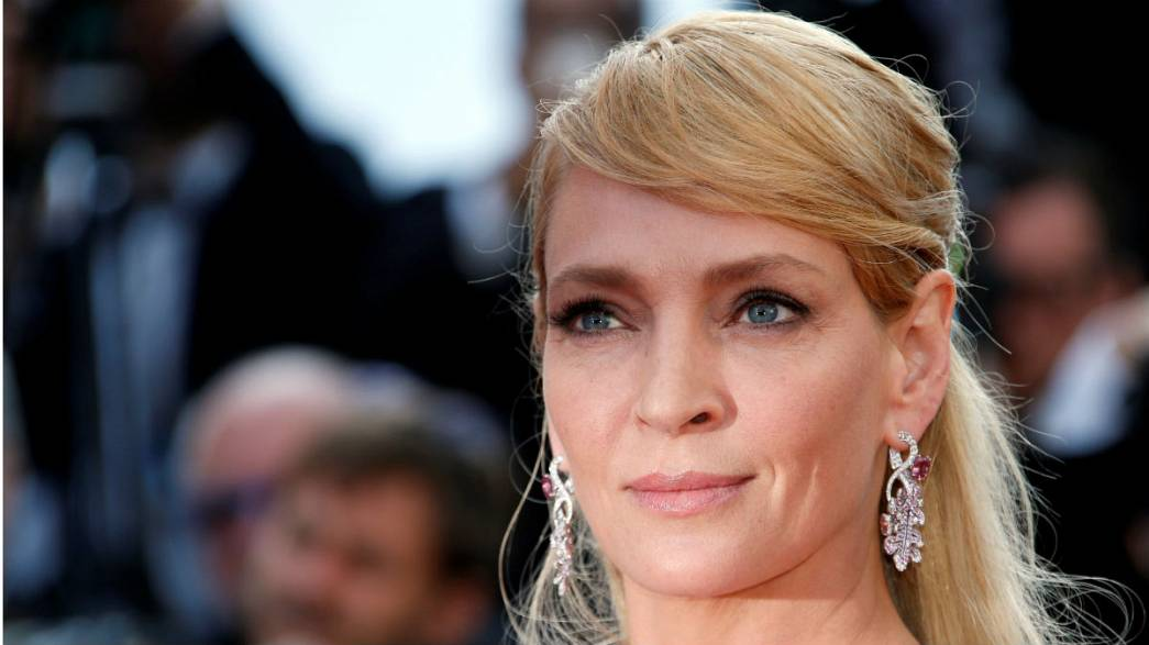 """Uma Thurman se confiesa víctima de Weinstein: """"Yo también"""""""