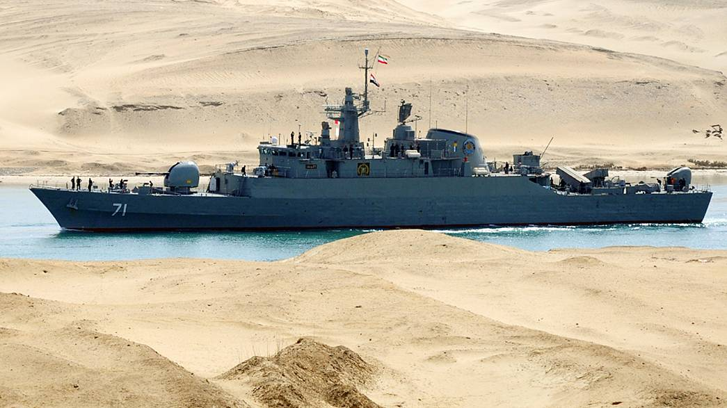 Iran promises to send warships to Gulf of Mexico, Atlantic Ocean