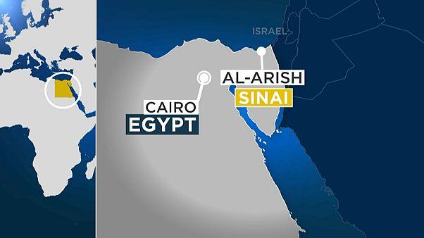 Egypte : au moins 235 morts dans l'attaque d'une mosquée