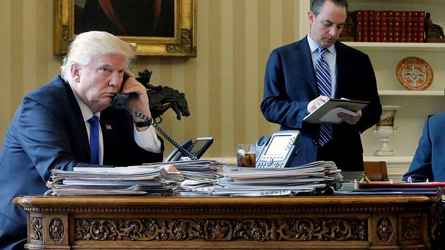 Trump ile Erdoğan telefonda Orta Doğu'yu masaya yatırdı