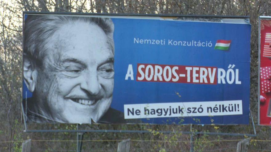 O novo braço-de-ferro entre George Soros e o governo húngaro
