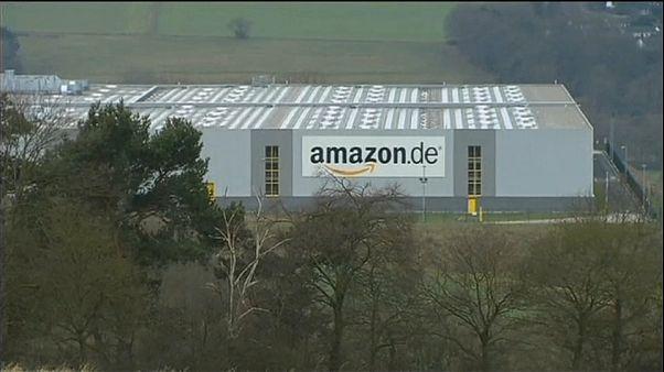 Black Friday: grève chez Amazon en Allemagne et en Italie