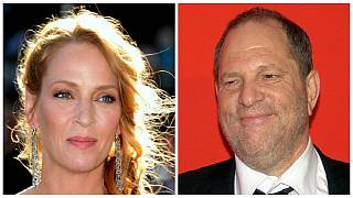 Uma Thurman arrasa Harvey Weinstein