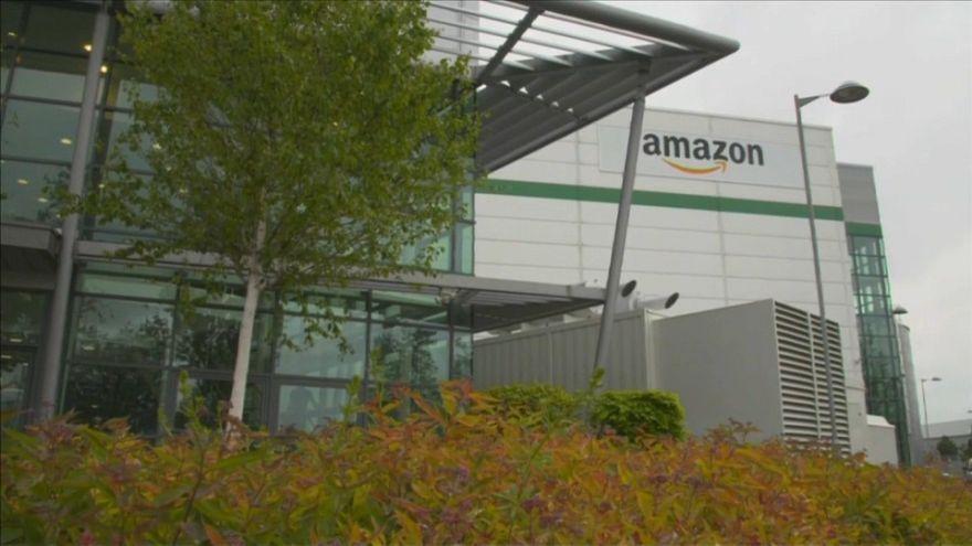 Amazon'a 'Black Friday'de grev darbesi