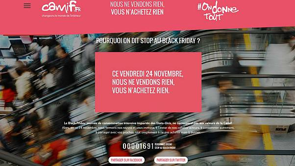 Une grande enseigne française dit non au #BlackFriday