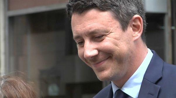 Benjamin Griveaux, nouveau porte-parole du gouvernement français