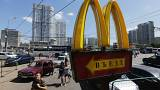 Russian deputy suggests McDonald's should be labeled 'foreign agent'