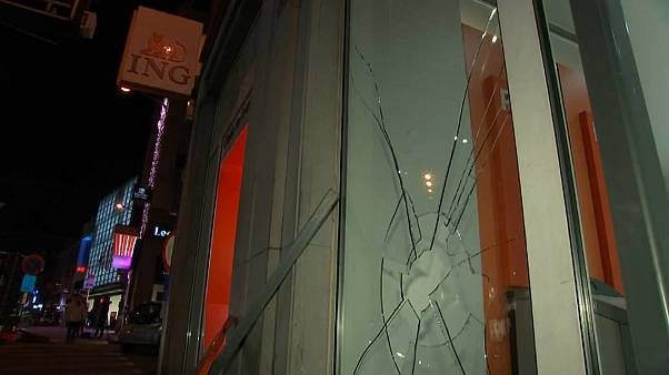 De nouvelles violences à Bruxelles