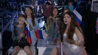 """Детское """"Евровидение"""": победила Россия"""