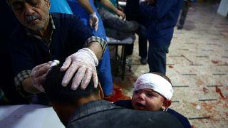 Syrie : environ 80 morts en 24 heures