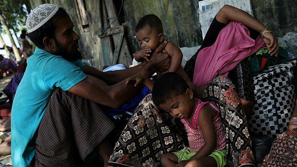 Rohingya esperam que Francisco traga a paz
