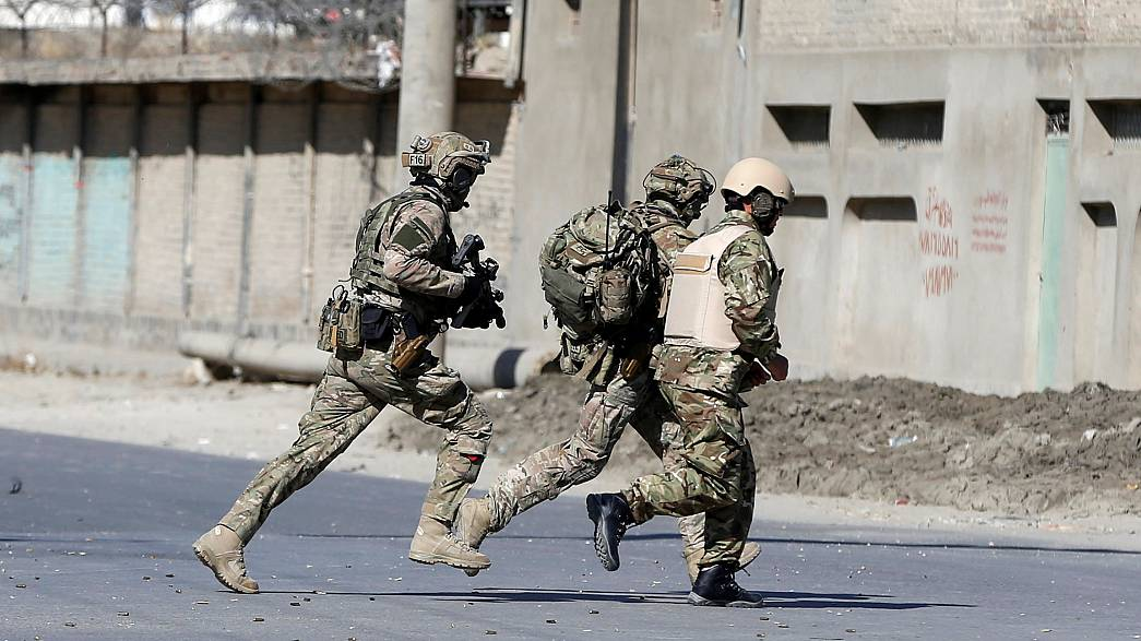 Schutzengel für US-Soldaten in Afghanistan