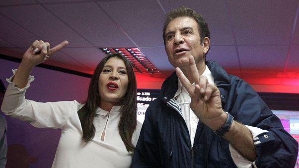 El opositor Nasralla encabeza el recuento de votos en Honduras